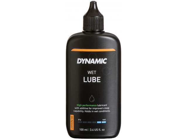 Dynamic Wet 100ml sort (2019) | polish_and_lubricant_component
